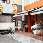 THE TOKYO FRUITS - 店舗外観