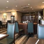 中国レストラン 雪園 - 内観