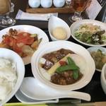 中国レストラン 雪園 - 料理