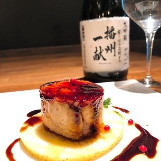 ◆日本酒とイタリア料理のペアリング!◆
