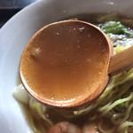 むちゃく - スープが絶妙な味わい