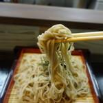 鎌倉 如菴 - 天ざるの蕎麦