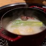 焼肉 うしみつ - 薬膳火鍋のしゃぶしゃぶ3種