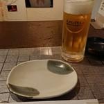 むかしばなし - ちょい飲みセットのビール