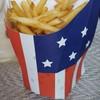 BINGO Burger - 料理写真:カリカリ