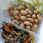 ウサギ ボタニカ - マクロビ弁当の副菜
