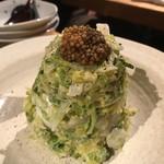 巣立つ魚金 - インスタ映えするコールスローサラダ