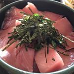 はるみ - ミニマグロ丼