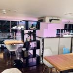 kitchen NAKAKI+ - 実際はピンクじゃないよ