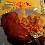 インド・ネパール料理 ナンカレーハウス - タンドリチキン