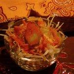 インド・ネパール料理 ナンカレーハウス - サラダ