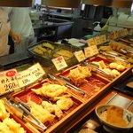 香の川製麺 - 揚げたての、かしわ天には勝てません!