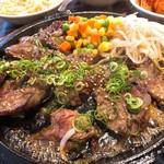 さらんちぇ江戸堀 - メインの焼肉