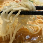 三河タンメン - 麺リフト