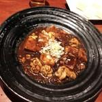 Uochainayou - 魚介の麻婆豆腐^^♪