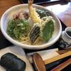 古道 - 料理写真:えび天ぶっかけ♪ 870円
