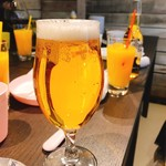 タコス メルカド - ランチにビールにゃべ