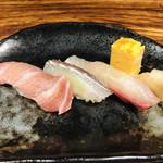 すし 紺や - お寿司  第2段