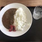 市場食堂 - 料理写真:カレーライス
