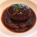 マークプレイス - 合挽き肉のハンバーグ