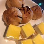 マークプレイス - シューとレモンケーキ