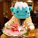 焼肉 スタミナ苑 - 誕生日のフジチャン