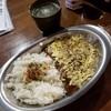 大谷地カレー 颯 - 料理写真:チーズカレー(小盛) 600円