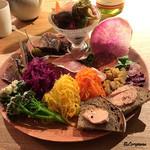 origo - 前菜盛合せ