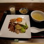 Mashinoken - 焼味御飯