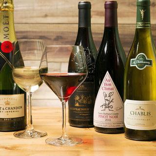 ◆牡蠣に合うワイン・日本酒◆