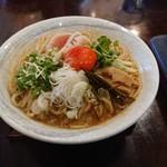 105038789 - 太麺和そば 大盛り