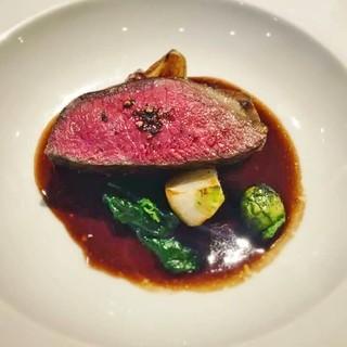 """""""厳選上質""""な『お肉料理』は低温調理で肉本来の旨さを味わって"""