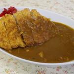 日正カレー - 料理写真:カツカレーライス