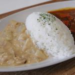 SONOKO CAFE - 2種盛りカレー