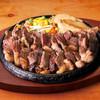 テキサスキングステーキ - 料理写真: