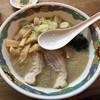 特麺コツ一丁ラーメン - 料理写真:麺半分 700円 ニンニク抜きで