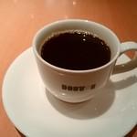 ドトールコーヒーショップ - ブレンドコーヒー_S