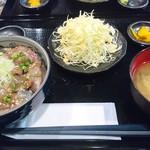 日本酒と刺身 居酒屋 自遊 - 海鮮漬け丼