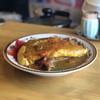 燻製カレーと串カツ ガラック - 料理写真:ふわとろオムカレー
