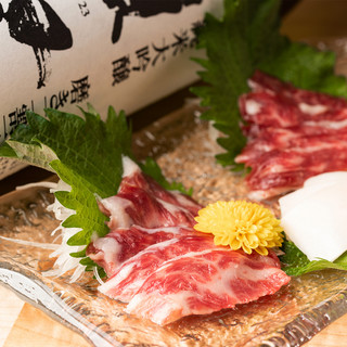 日本酒は地元・山口の銘酒を中心にラインナップ
