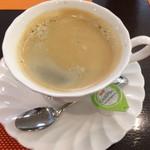 ビストロ&カフェ シャルドネ - コーヒー