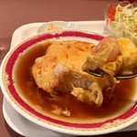 中国料理 青山 - 味はお好みによりけり