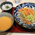 105052927 - 海老しお+しらす香味丼