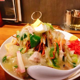 金楽 - 料理写真:揚げ焼きそば 850円