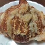 深井商店 - 料理写真:中にはクリームチーズかたっぷり
