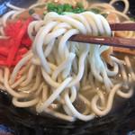 宮良そば - 麺リフト〜