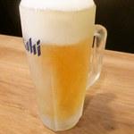 105058168 - 生ビール