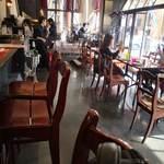カフェ ラ・ボエム - 店内