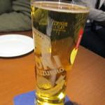 下北沢 ビストロ Bon - ドリンク写真:イタリア産ビール