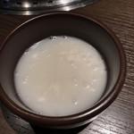 焼肉 大河 - 虎マッコリ